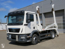 Camion multibenna MAN TGM TG-M 15.290 4x2 BL Absetzkipper Meiller, Funk