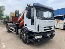 Lastbil flerecontainere Iveco Eurocargo 180 E 25