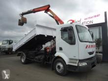 Lastbil Renault Midlum 180 dubbel vagn begagnad