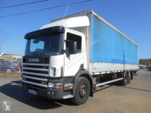 Camion Scania L 380 savoyarde occasion