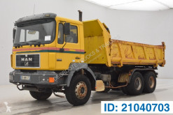 MAN 27.293 - truck used two-way side tipper