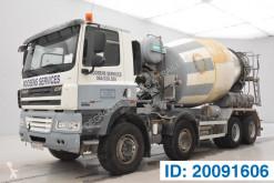 Teherautó DAF CF85 használt betonkeverő beton