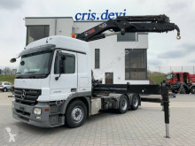 Traktor særtransport Mercedes 2648 6x4 Hiab 422 E-7 XS