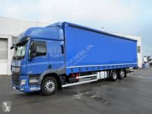 DAF tarp truck CF FAN 370