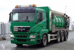 Camion citerne MAN TGS 35.440 BL Vacuum pump truck