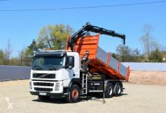 Camion cassone Volvo FM 400 Kipper 5,20m* HIAB 144B-2CL / 6x4