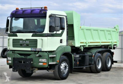 Camion MAN TGA 33.350 KIPPER 5,20m + BORDMATIC * 6x4! benne occasion