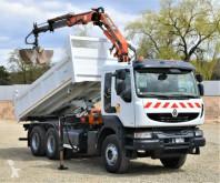 Camion Renault KERAX 370 DXI* TERREX ATLAS 120.2E-A2L+ FUNK*6x4 ribaltabile usato