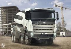 Kamión betonárske zariadenie domiešavač BMC