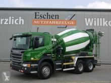 Camion béton toupie / Malaxeur Scania P 360 6x4, 7 m³ Intermix, Manuell, Hardox, Klima