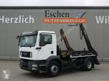 Kamion stroj s více korbami MAN TGM TGM 18.290 BB*HIAB Multilift SLT142 Tele*Klima