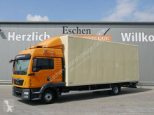 MAN TGL TGL 12.250*Walther Möbelkoffer*Klima/Standklima truck used moving box