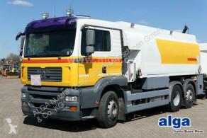 Camión cisterna hidrocarburos MAN TGA 26.400 TGA 6x2/ADR/Esterer 19.820 ltr./Retarder