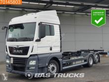 Kamión MAN TGX BDF ojazdený