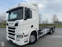 Camion porte containers Scania R500 6x2 BDF EURO6 RETARDER NEXT GEN