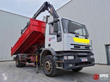Camion Iveco Eurotech cassone usato