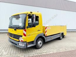 Camion Mercedes Atego 815 L 4x2 815 L 4x2, Zellinger Saug-/Spülwagen