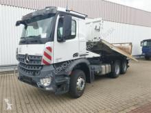 Mercedes Arocs 2643 LK 6x4 2643 LK 6x4 mit Bordmatik links truck used three-way side tipper