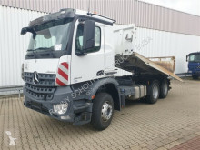 Camion Mercedes Arocs 2643 LK 6x4 2643 LK 6x4 mit Bordmatik links ribaltabile trilaterale usato