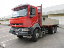 Camion Renault Kerax 370.26 (6X4) plateau occasion