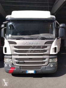 Scania P 360 truck used tautliner