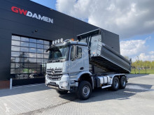 Camion Mercedes Arocs 3343 benne occasion