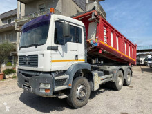 MAN three-way side tipper truck TGA 33.410