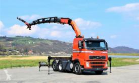 Lastbil platta Volvo FM 440 Sattelzugmaschine + PK29002 + JIB + FUNK