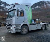 Lastbil flerecontainere Mercedes Actros 2655