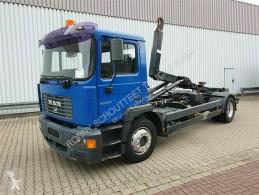 Lastbil polyvagn MAN 18.285 MC 4x2 BB MC 4x2 BB eFH./Dachluke