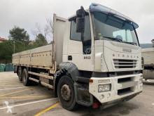 Camion plateau Iveco Stralis