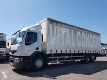 Camion Teloni scorrevoli (centinato) Renault Premium 380.26 DXI