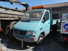 Camion benne Mercedes TN408DD