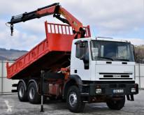 Camion ribaltabile Iveco EUROTRAKKER 380 *KIPPER 5,20m + PK 15002 / 6x4