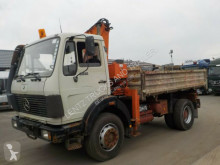 Camión volquete volquete trilateral Mercedes 1625-4X4-ATLAS 3500-8 ZYLINDER