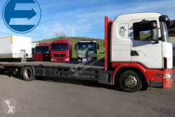 Lastbil Scania R R 114 LB platta begagnad