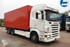Vrachtwagen bakwagen Scania R R500 LB 6x2
