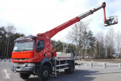 Lastbil gondol Renault KERAX 4x4 LIFT MULTITEL 23 M Arbeitsbühne 1