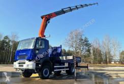 Camión caja abierta Iveco 4x4 TRAKKER 440 PALFINGER PK 29002 Kran Cran