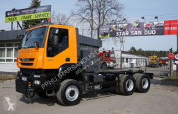 Camion telaio Iveco TRAKKER 6x6 Chassis Mileage 77 500km !