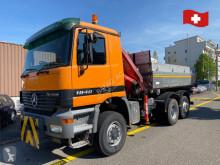 Camion ribaltabile trilaterale Mercedes Actros actros 2540 Kipper