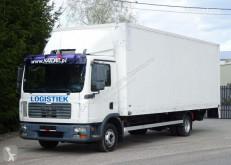 Camion MAN TGL 12.210 Viatoll Euro 5 kontener winda klapa, sprowadzony furgone usato
