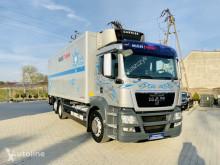 Lastbil køleskab MAN TGS TGX 26.400 E5 6x2 oś skrętna , sypialka , Super Stan