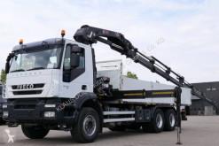 Kamion plošina Iveco Trakker AD 260 T 41
