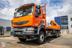 Renault standard flatbed truck Kerax 370