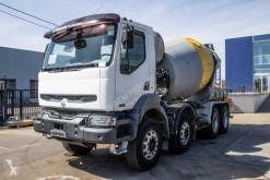 Грузовик Renault Kerax 370 техника для бетона бетоновоз / автобетоносмеситель б/у