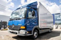 Teherautó Mercedes Atego használt furgon