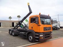 Camion polybenne MAN TGS 26.430