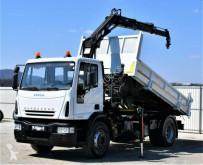 Camion bi-benne Iveco Eurocargo 180E24