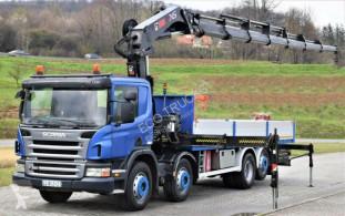 Camion cassone standard Scania P 380